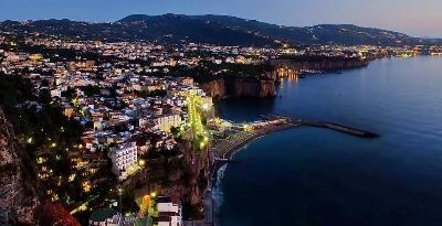 Apri Sorrento, romantico relax sul sito Travel Bonus
